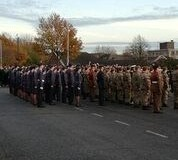 Chesterfield Remembrance Parade